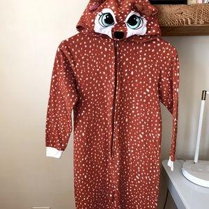 Pajama Jumpsuit